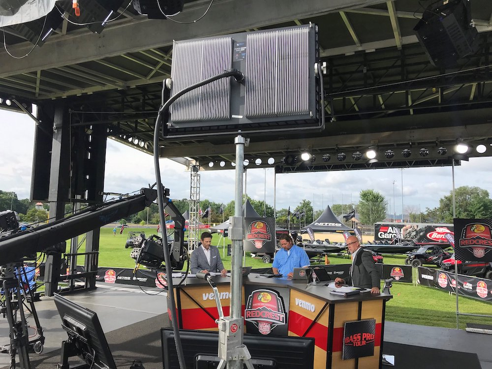 AAdynTech Lights The Major League Fishing Championship