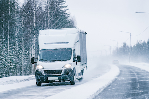 4 Ways to Keep Fleet Drivers Safe This Winter