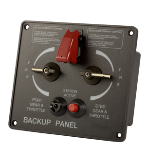 Marine Propulsion Control System