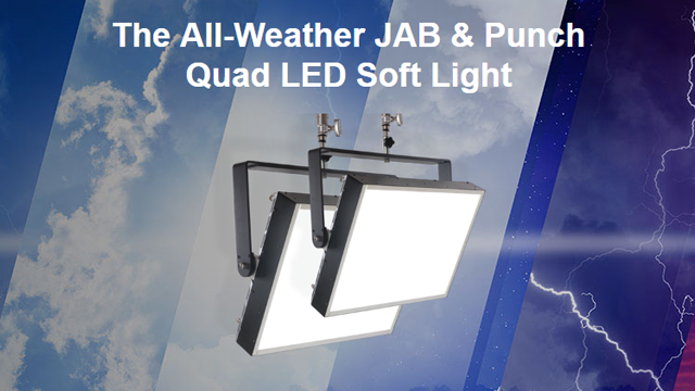 Introducing the Jab & Punch Quad!