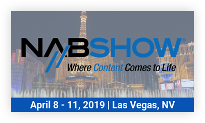 NabShow Las Vegas logo